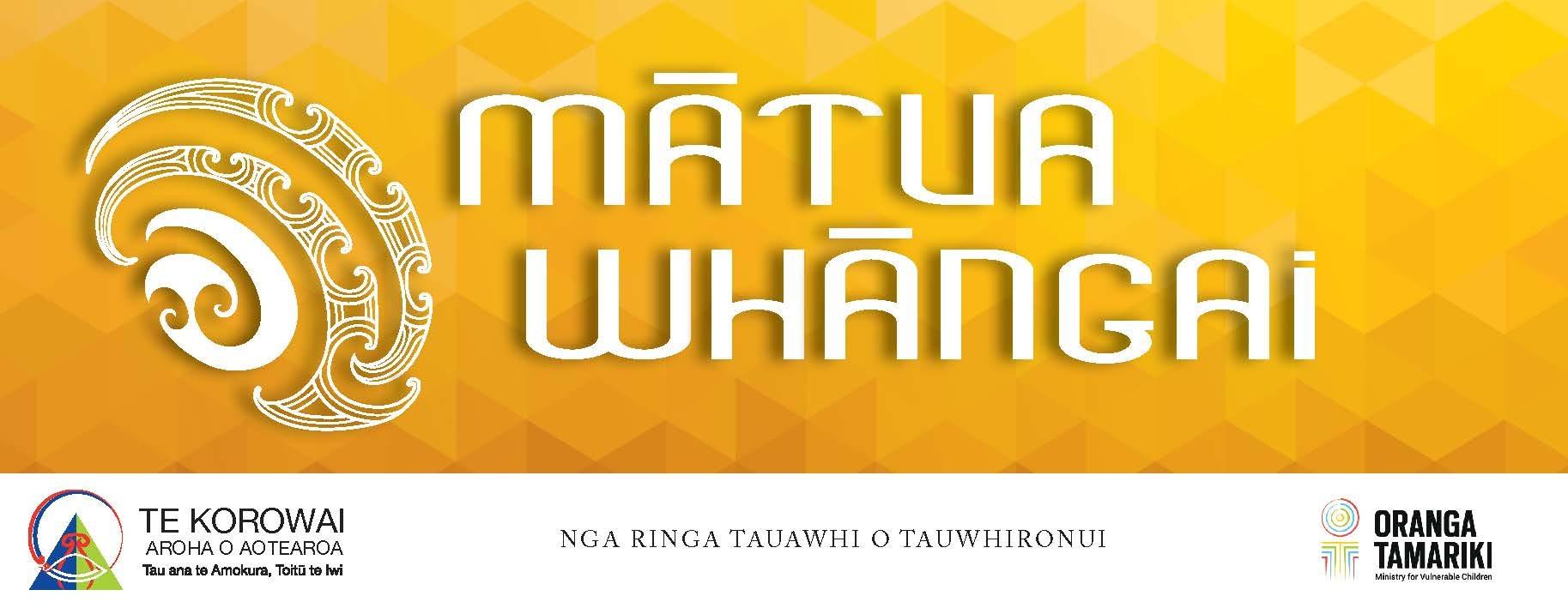 Mātua Whāngai Wānanga 2019