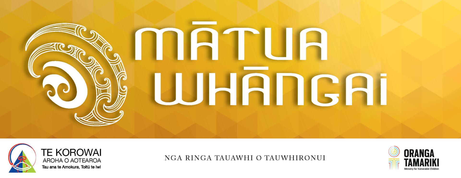 Mātua Whāngai