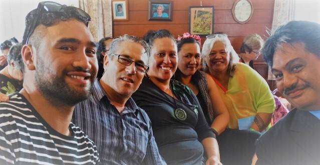 Ngā Kaiwhakaruruhau o Te Korowai Aroha o Aotearoa